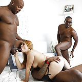 Edyn Blair - My First Interracial Gangbang