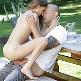 Petite Rebel Lynn always loves serving up her man an extra portion of his desire, and their picnic escape is no exception
