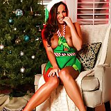 Abigail Mac is a sexy elf