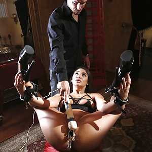 Abella Danger - He's In Charge