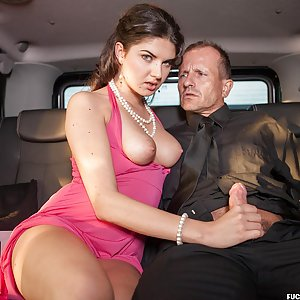 Francesca Dicaprio car sex