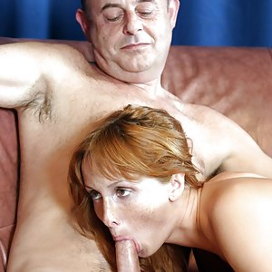 Pavla & Dirk. Babe Blowjob Hardcore Redhead Young Old