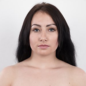 You have to see this! Here's a brand new Czech amateur. 18 years old Barbora is beautiful and unbelievably naive. She wants to be a famous photo model so much she would do just about anything to achieve that. Even get fucked by a stranger holding a camera. Unbelievably raw!...