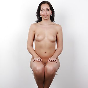 Zuzana looks like a regular girl until she starts to talk. She confessed she's a serial cheater. And she has a thing for group fucking. She loves threesomes, foursomes, group sex, and large swinger parties. The more hard cocks, the better. Zuzana needs to be surrounded by as many dicks...