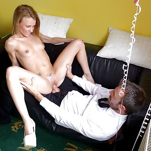 SubSlut Carmel Anderson Gets Fucked by Pascal