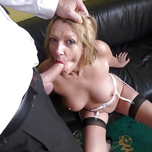 SubSlut Amy MILF Riding High on Pascal's Cock