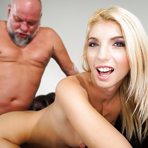 Annoyed Teen Missy Luv and Her Mentor
