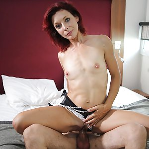 Morgane Dell – On vacation she loves getting a tan and getting a cock